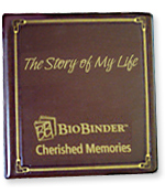 Cherished Memories Binder